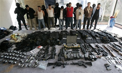 Mexican Program Aims To Reach Drug Lords Before Joining Cartels