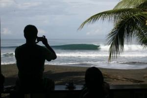 backyard surfing contest