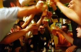 college binge drinking