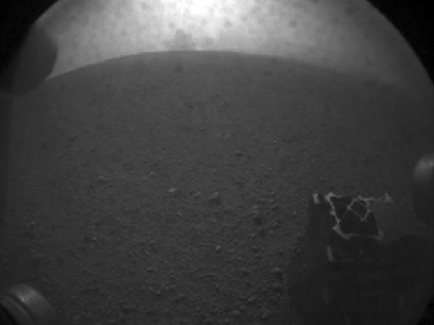 mars landing time today - photo #31