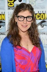 mayim bialik accident