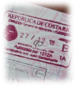 visa renewal costa rica