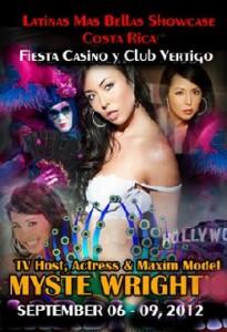 Latinas Mas Bellas Costa Rica - Myste Wright