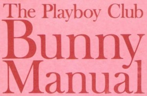 playboy bunny manual