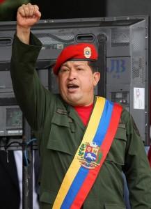 hugo chavez election
