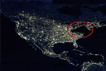 Over 10 Million People Expected to Have Power Outage Due To