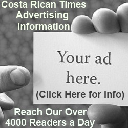 Costa Rican Times Advertising