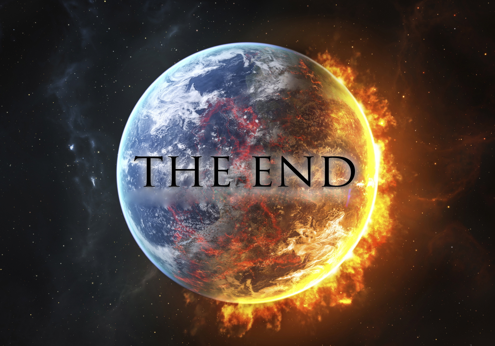 Earth End of the World