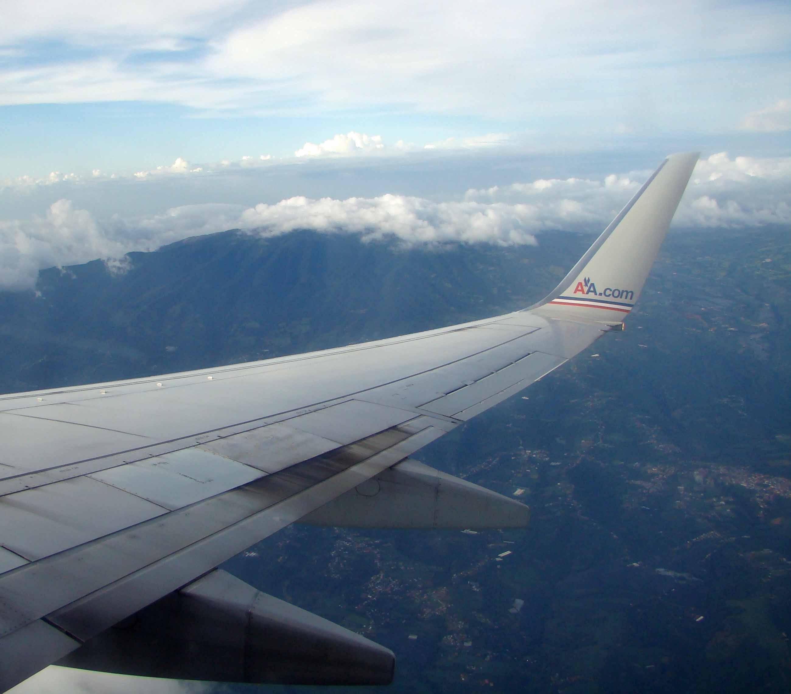 Rica costa today from atlanta to flights