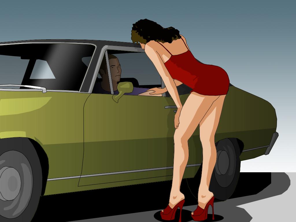 Prostituée tuée