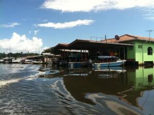 Boat to Bocas del Toro
