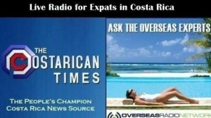 Overseas Radio - Costa Rican Times  Main