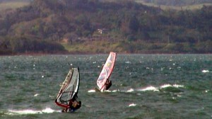 costa rica windsurfing