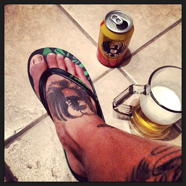 What Do you Want to Drink - Look at My Foot