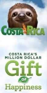 costa ricas million dollar gift of happiness