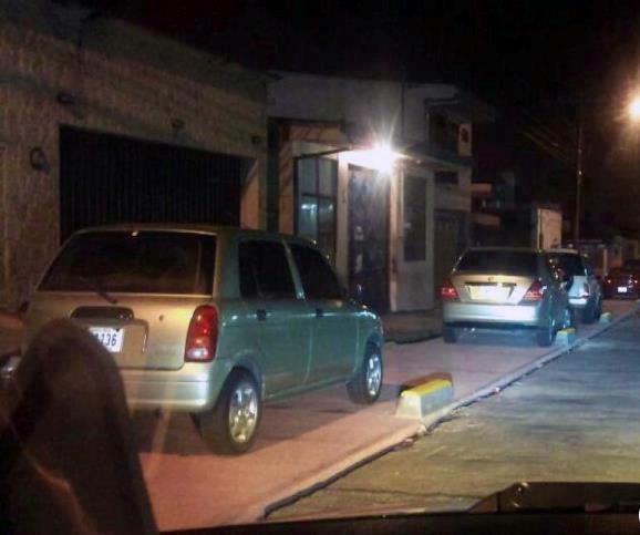 Costa Rica Parking