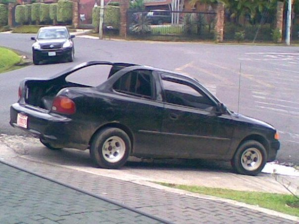 The Ultimate Costa Rica Hatchback