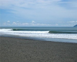 costa rica central surfing