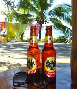 costa rica semana santa drinking