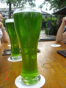 green-beer-st patricks day