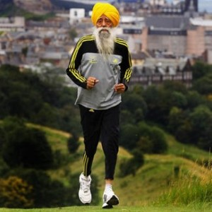growing old Fauja-Singh