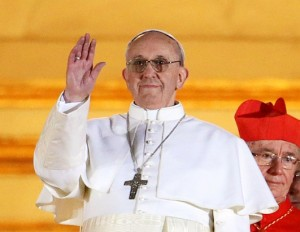 new pope francis