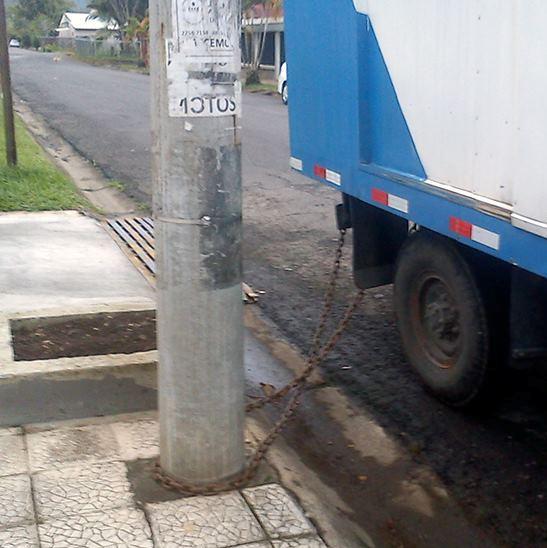 Costa Rica Car Security System