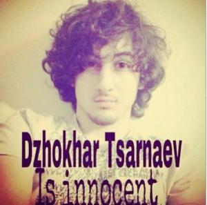 Dzhokhar Tsarnaev boston bombing