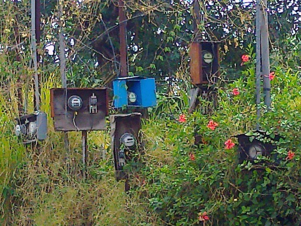 Electrical Meters a la Tico