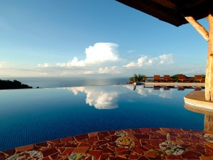 Hotel Punta Islita, Costa Rica bar