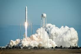 Orbital's Antares Rocket 1
