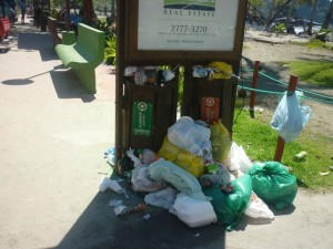 costa rica recycling