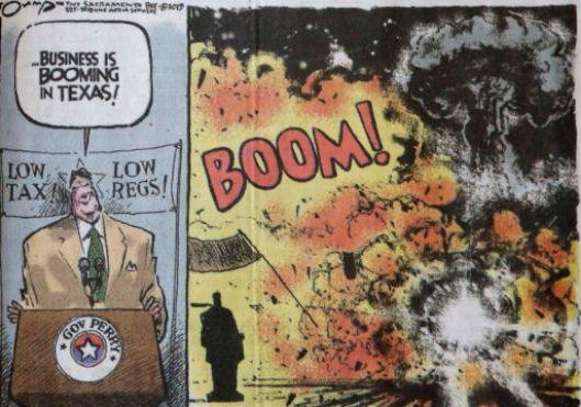 prerry cartoon texas explosion