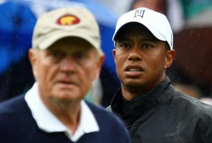 tiger woods jack nicklaus 2