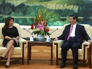 Chinese President Xi Jinping Co