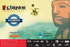 Copa Kingston Nosara 2013 Surf Contest