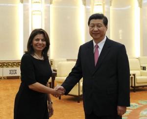 Xi Jinping costa rica visit