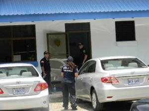costa rica coast guard chief arrested