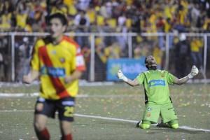 herdiano beats cartago soccer
