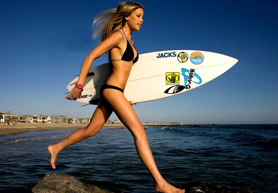 hot surfer girls in bikinis 3