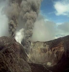 turrialba costa rica volcano