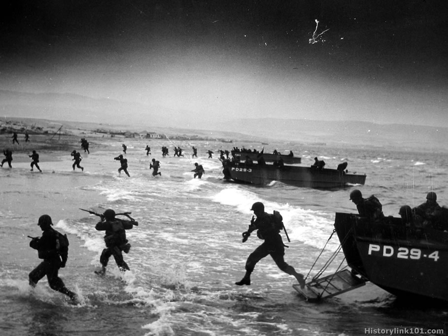 D day normandy in photos 2
