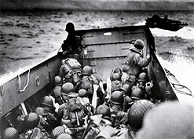 D day normandy in photos 7