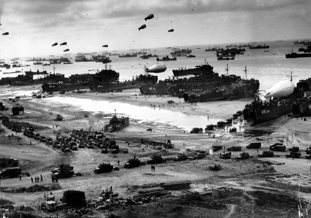 D day normandy in photos