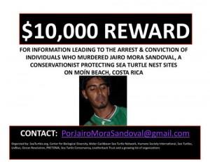 Jairo Mora Sandoval costa rica