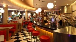 Johnny Rockets Restaurant costa rica main