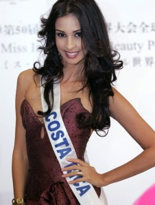 Mariela Aparicio miss earth