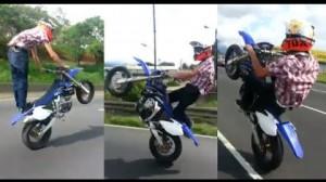 Motociclista costa rica motorcycle driver