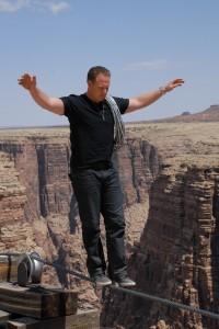 Nik Wallenda grand canyon 1