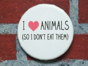 don't eat the animals